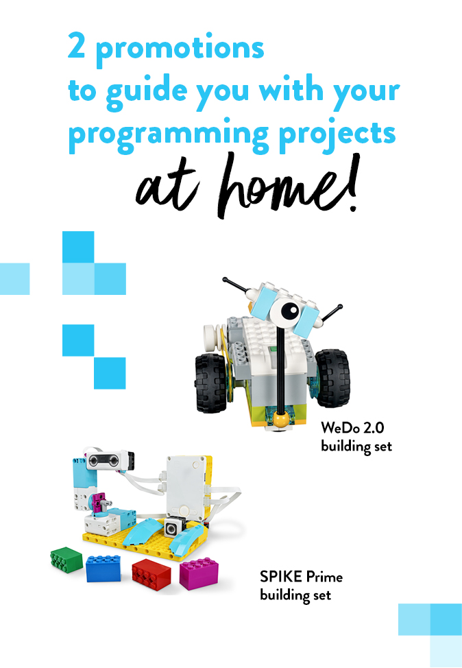 Promotion LEGO Education